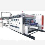 Scanalatura automatica di stampa di Flexo e macchina tagliante rotativa