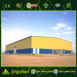 Edificio de acero prefabricado ligero del almacén