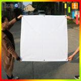 Bandeau publicitaire extérieur de vinyle d'impression faite sur commande en gros de Digitals (TJ-45)