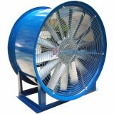 Atelier Ventilation System 4 * 5 * 20m Room Axial Fan