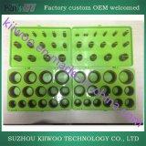 Selo do óleo colorido moldado do anel-O do silicone da resistência