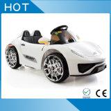 Véhicule électrique de gosses électriques de jouets de qualité avec 4 roues légères