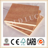 Pioppo Core Bintangor Plywood per Packing o per Furniture (QDGL140828)