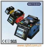 Skycom T-107hの光ファイバケーブルのスプライスキット