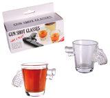 Vidrio de tiro del tiro Glass/Liquor Glasses/Gun del arma