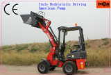 Ce Approved 0.6ton Small Radlader van Everun