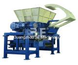 Hydraulischer Laufwerk-Reißwolf/Plastikzerkleinerungsmaschine-/Gummireifen-Reißwolf der Wiederverwertung der Maschine Gld61210
