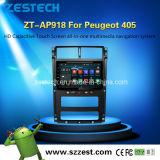 Automobile DVD GPS dell'automobile di Zestech audio per Peugeot 405