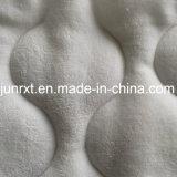 Tissu de corail d'ouatine avec le matelas Protecter de TPU