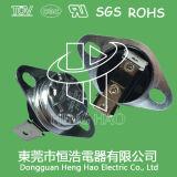 Interruptor bimetálico de la temperatura para el agua Diapenser