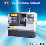 Torno directo basado PLC de la base de la inclinación de la buena calidad de la fuente de la fábrica del torno automático