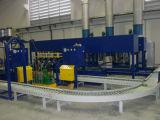 Línea de la restauración del cilindro de gas del LPG
