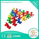 Kind-Plastikgebäude-Ziegelstein-Spielzeug mit CE/ISO Bescheinigung