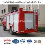 Tipo camion Euro5 dell'acqua di Dongfeng 3ton dell'autopompa antincendio