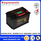 paquete de la batería de coche de la batería de coche de la batería RC de la barra de 12V 150ah 12V