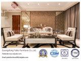 Kundenspezifische moderne Wohnwohnungs-Schlafzimmer-Möbel (YB-818)