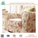 Aceitar projetam da base de canto do sofá da tela o sofá moderno da sala de visitas