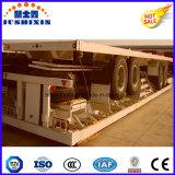 Flatbed Aanhangwagen van de Container 40feet 3axles