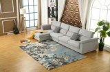 Maschinell hergestellter zeitgenössischer Hauptdekoration-Teppich