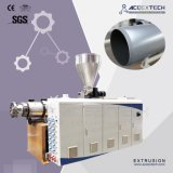 Extrudeuse de PVC/ligne en plastique d'extrusion de pipe (séries de SJSZ)