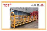 Berceau de construction/gondole/plate-forme de travail/étape d'oscillation