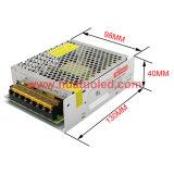 24V5a LED 전력 공급 또는 램프 또는 방수 유연한 또는 관 지구 비