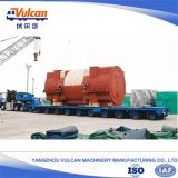 Reboque modular do transportador do estaleiro da maquinaria pesada Semi