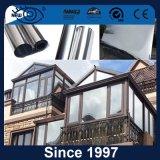 Пленка подкраской окна оптовой цены двойная серебряная солнечная для здания