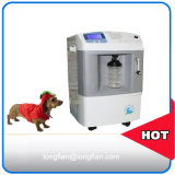 Gerador do oxigênio do veterinário de 10 litros
