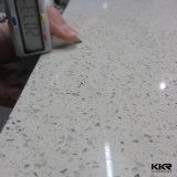 도매 까만 미러에 의하여 설계되는 석영 돌 석판 (61017)