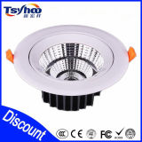 LED COB Recessed Ceiling 5W 3 Inch Aluminum LED Downlight
