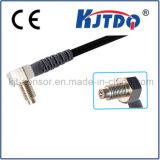 Sensor ótico da fibra M6 principal usado para o amplificador