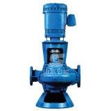 Pompe centrifuge de cas fendu de verticale