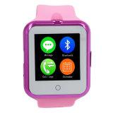 Hotsell intelligenter Uhr-Handy mit SIM TF Karte für Android