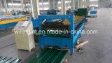 Galvanisierte Stahldach-und Wand-Rolle, die Maschine bildet