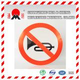 Type d'animal familier matériau de recouvrement r3fléchissant de pente de publicité pour annoncer des signes avertissant le panneau (TM3100)