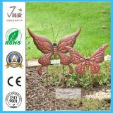 Set de 2 Metal Butterfly Garden Decoratioin