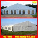 шатер свадебного банкета 15mx30m для случая торговой выставки 450 людей