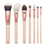 Rosa Golden Vegan Angled Contour ou Blush Brush (F127-R)