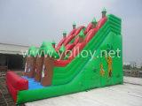 販売のための巨大な子供の楽しみの膨脹可能なスライド