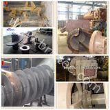 Roter Lehm-Ziegelstein-Vakuumextruder mit Deutschland-Technologie