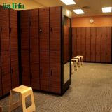 Локер хранения яруса HPL Jialifu 4 для спортивного центра