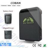 Mini perseguidor pessoal portátil do GPS para miúdos com cartão de SIM e SOS, Coban Tk102