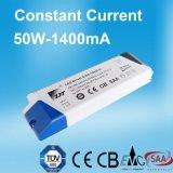 Fahrer des Cer-anerkanntes Plastikgehäuse-konstanter Bargeld-LED (50With1400mA)