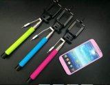 Più Z07-5 con cavo per il buon prezzo Monopod portatile Selfie Stic