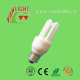 Mini 3U CFL 9W Enenergy lámpara ahorro