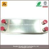 Cambista de calor soldado da placa para sistemas de Refrigeration
