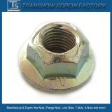 Régner-Couple toute la noix Hex de blocage en métal