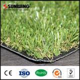 Der beste grüne synthetische Gras-Teppich Prämie SGS-20mm für Garten