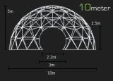 шатер сени купола 10m для выставки/партии